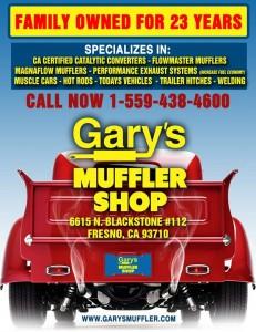 Garys Muffler Shop